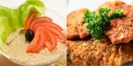 Meniu Salata de Vinete si Snitele de Curcan