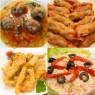 Meniu Ciorba de Perisoare, Sarmale de Porc, Pui Shanghai, Salata a la Russe