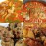 Meniu Ciorba de Vacuta, Tocanita de Pui, Chiftele de Porc si Cartofi Taranesti
