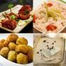 Meniu Ficatei cu Bacon la Cuptor, Salata Berlineza, Chiftele Vegetale si Pate de Ficat de Casa