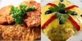 Mini Meniu Snitele de Pui si Salata de Boeuf