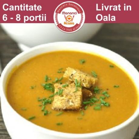Supa crema de legume (2.4 l)