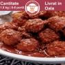 Chiftele de porc cu sos de rosii (1.8 kg)