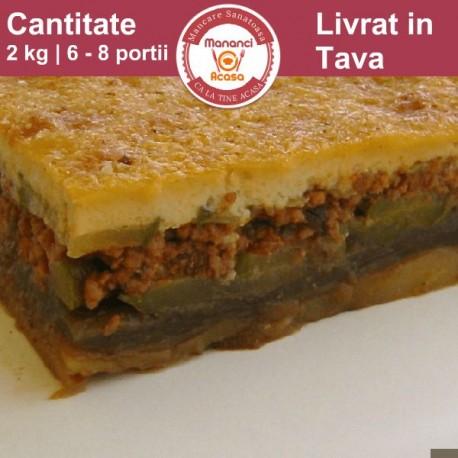Musaca de Vinete cu carne de vita (2 kg)