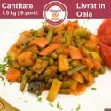 Ghiveci de legume (1.5 kg)