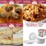 Meniu Ciorba de Perisoare, Varza cu Carne de Porc, Cremsnit si Set de Masa Opal cu 19 piese