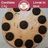 Cheesecake Oreo cu Nutella